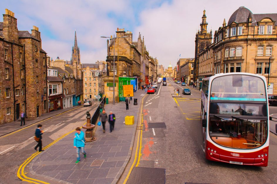 The Complete Edinburgh Itinerary