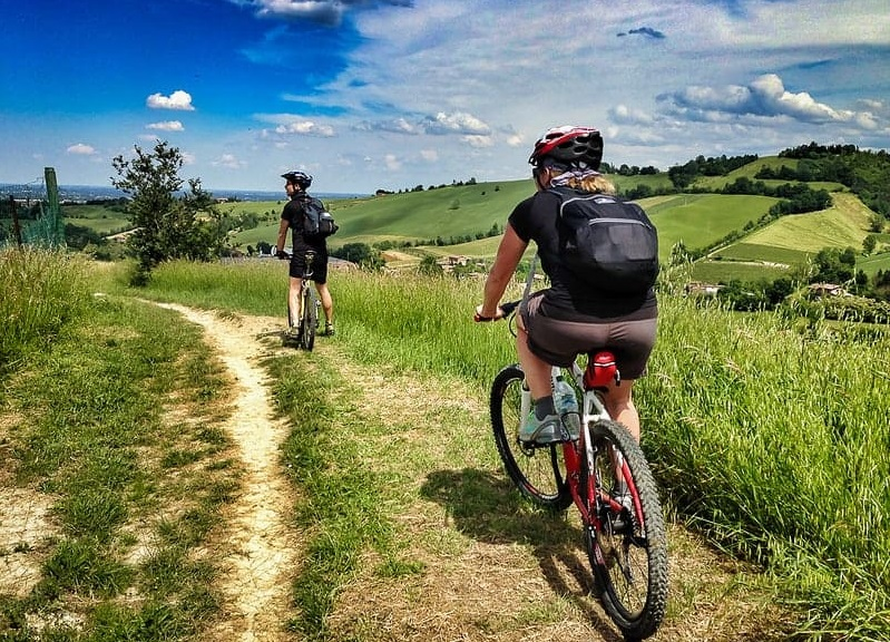 Biking Maranello