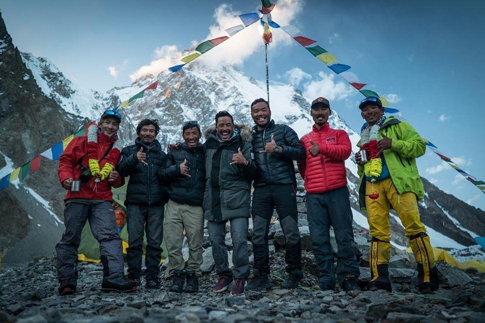 Climber Nims Purja Didn't Break