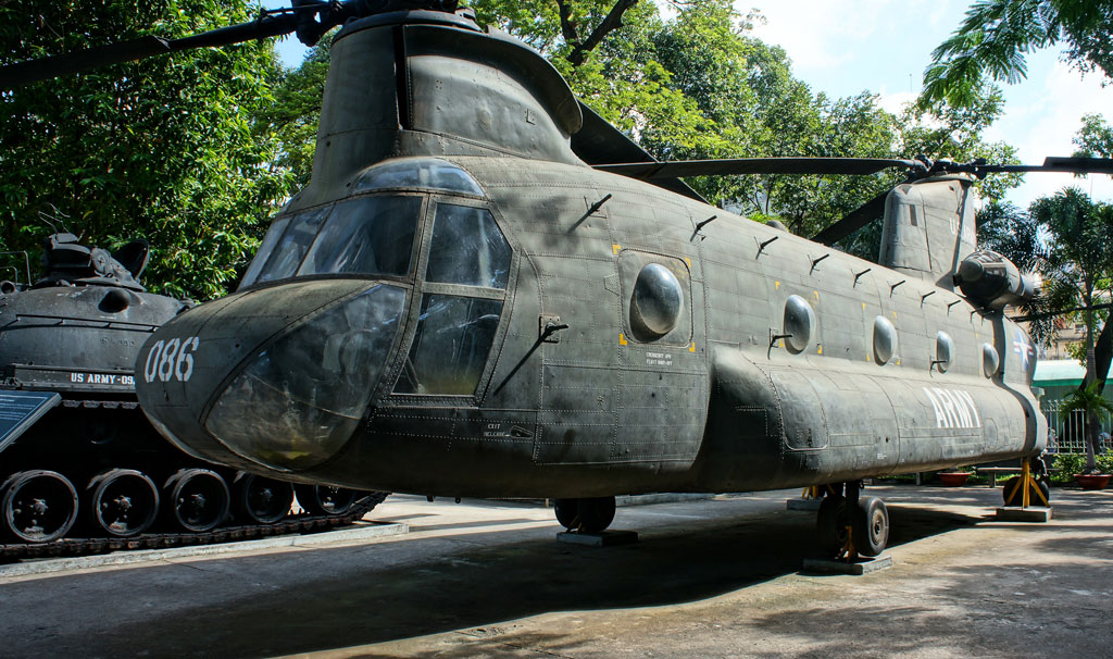 Go to the Battle Remnants Museum