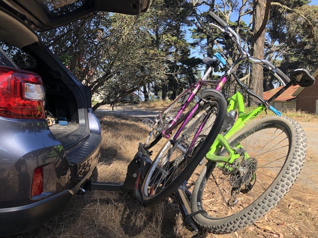 Hitch Bike Rack By Far