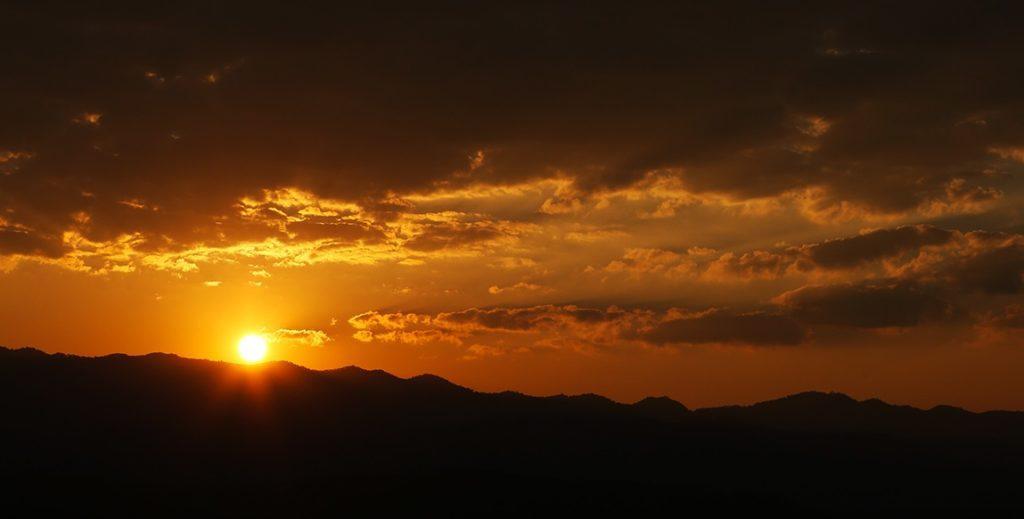 Mae_Sariang_Sunset