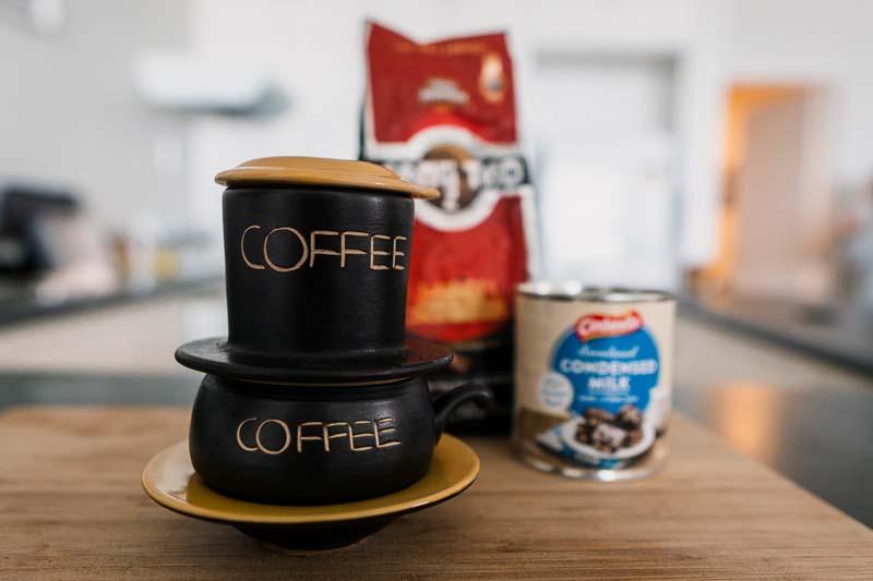 TRY VIETNAMESE COFFEE