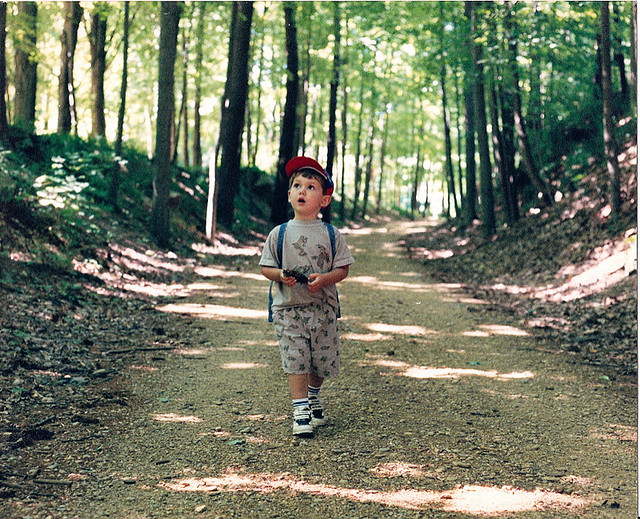 Why Children Should Hike