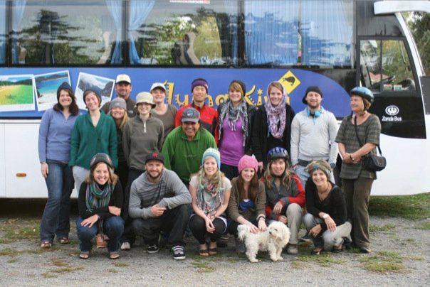 New Zealand Travel Journey Information
