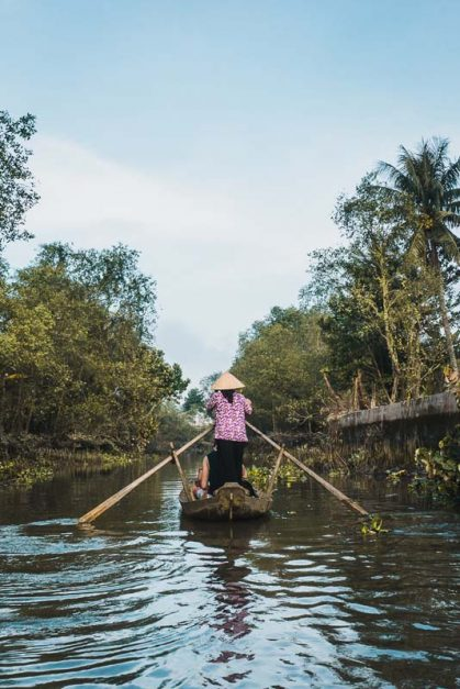 journey within the Mekong Delta
