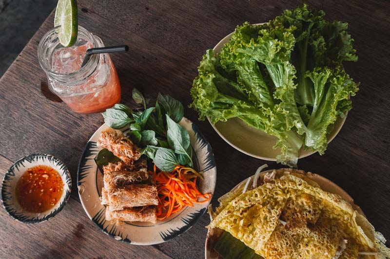 place to eat in Ho Chi Minh