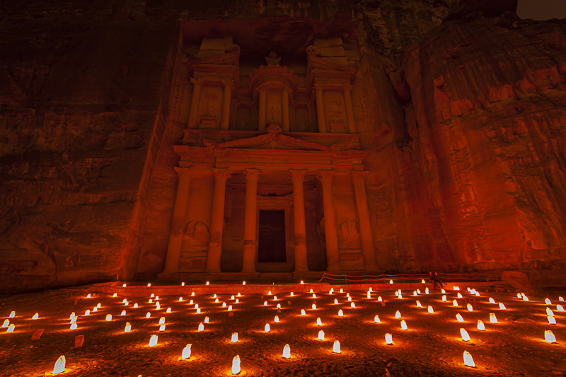 Best things to do in Petra at night