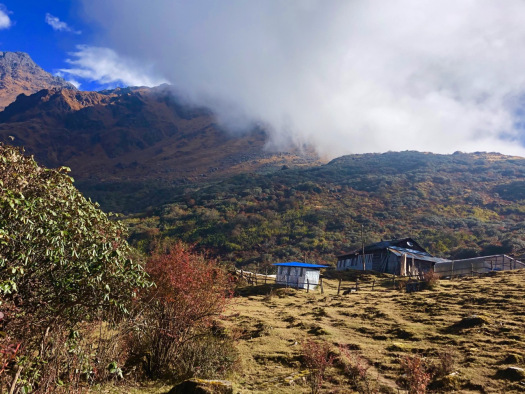 Journey to Khopra Ridge trek Nepal