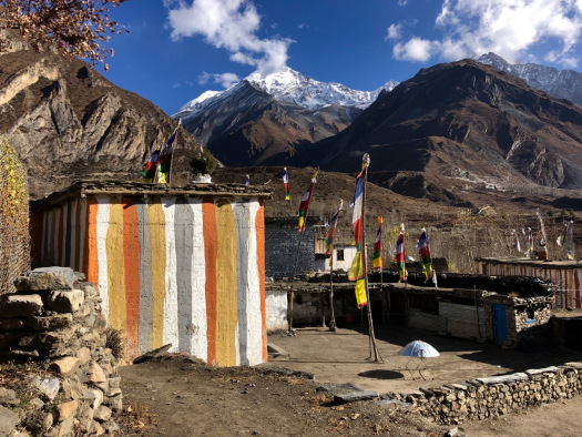 Journey to Sacred Muktinath, Nepal