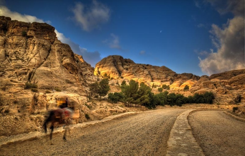 things to do in Petra Take a HorseCarriage