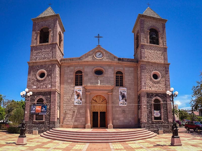 things-to-in-lap-paz-mexico-church