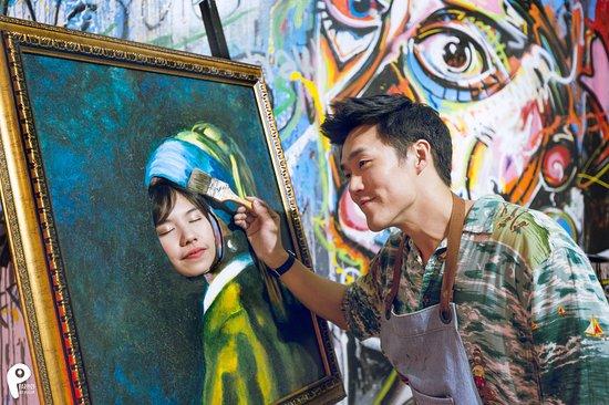 Parody Artwork Museum Pattaya