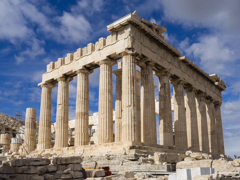 Greece Impressed the Olympics