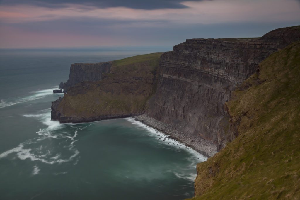 Historical past of the Cliffs of Moher