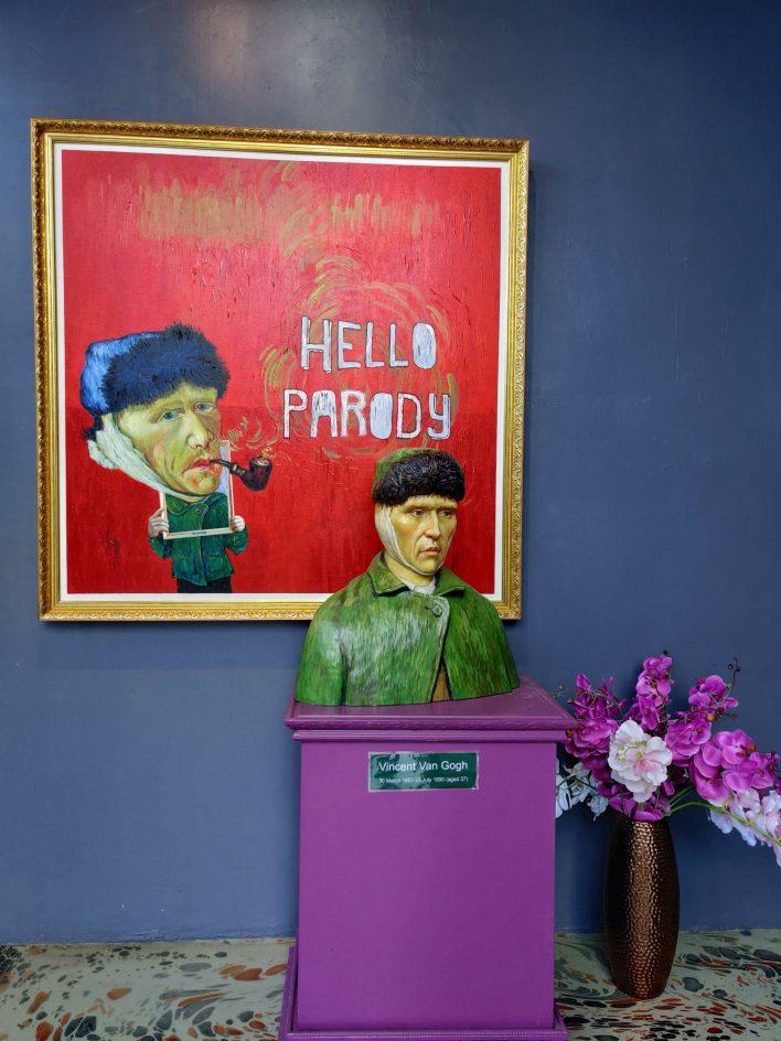 The Parody Art Museum in Pattaya