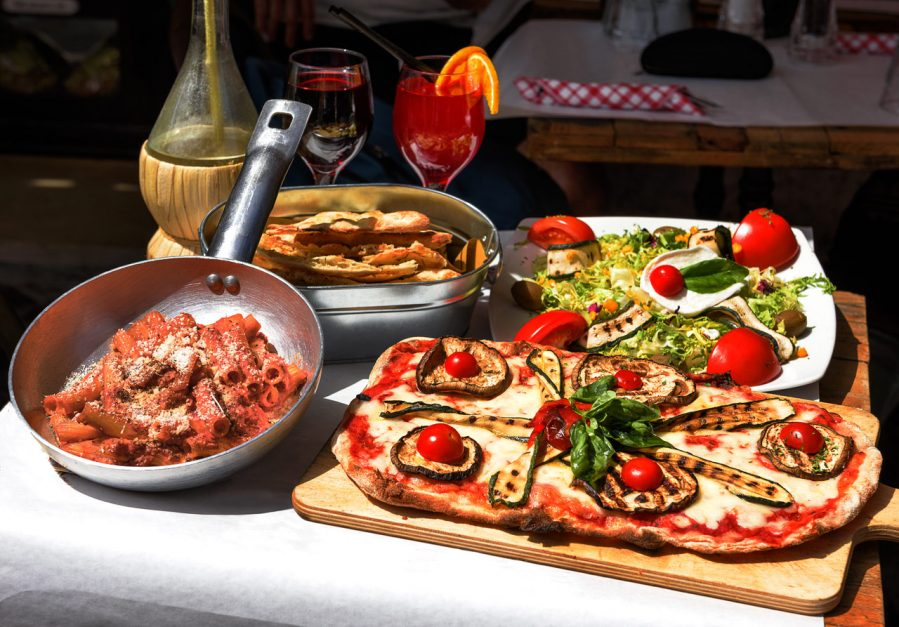 what to eat in rome italia