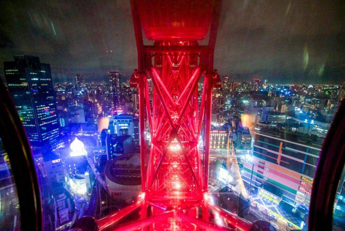 HEP 5 Ferris wheel in OSaka3