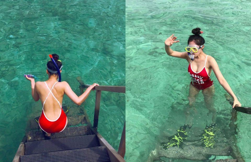 Mӧvenpick Resort Kuredhivaru Maldives 2020