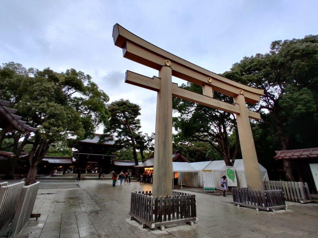 Meiji Shrine in Tokyo Japan3