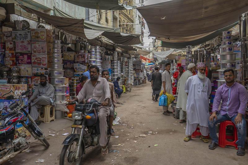 things to do in pakistan jodia bazaar