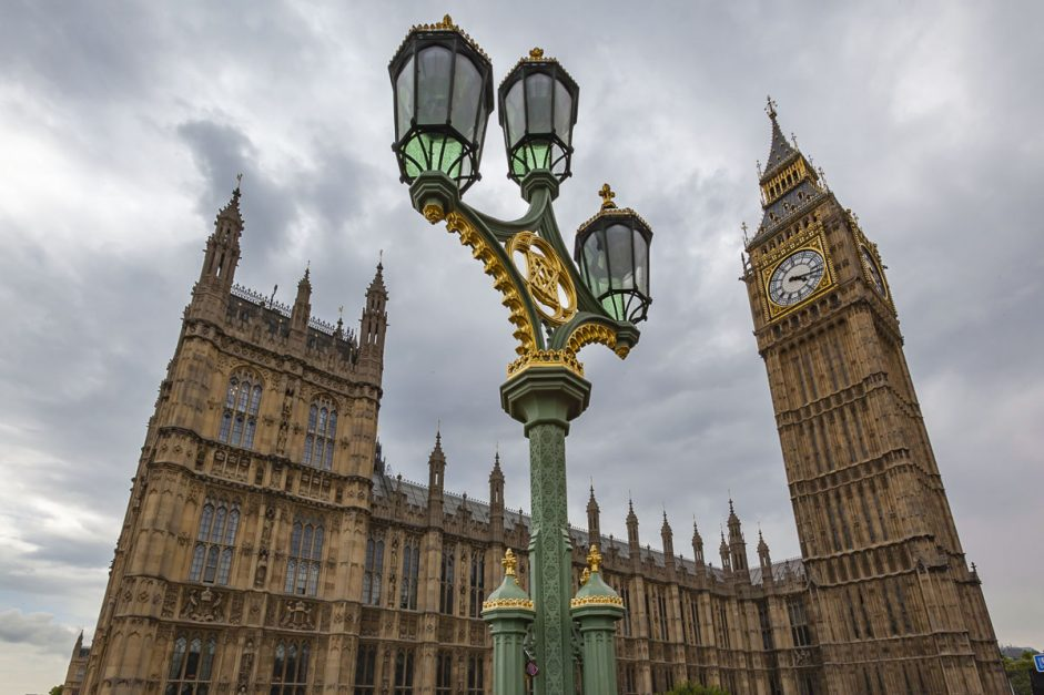 Best areas to stay in London | Westminster near The House of Commons