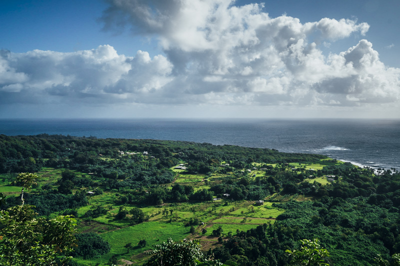 About The Highway to Hana
