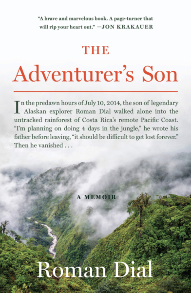 Cody Roman An Adventurer's Son Misplaced