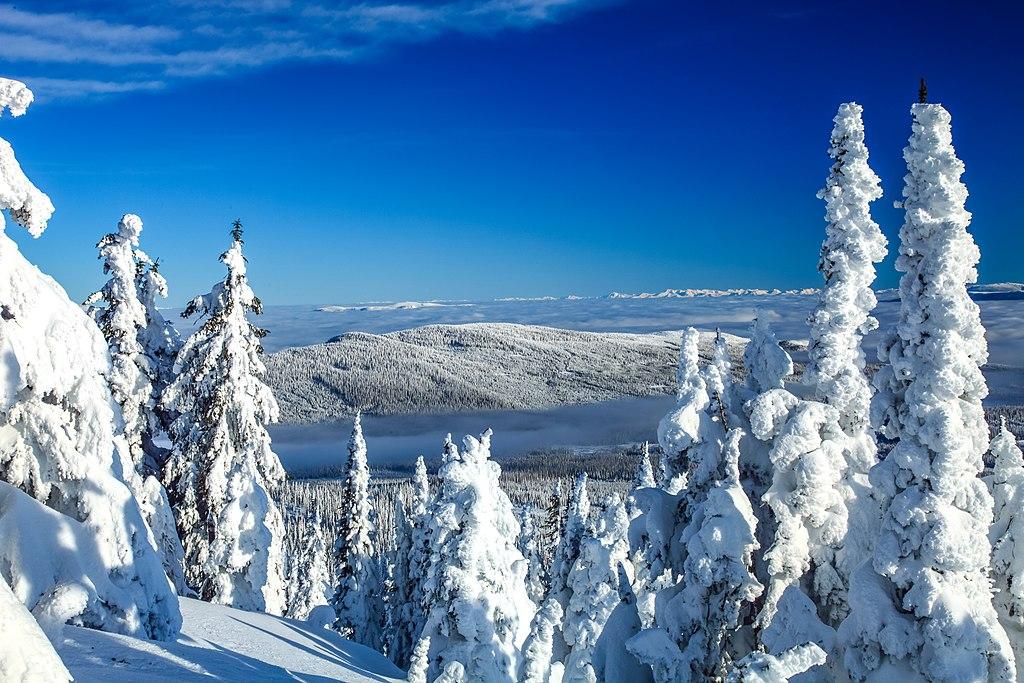 Columbia ski resorts