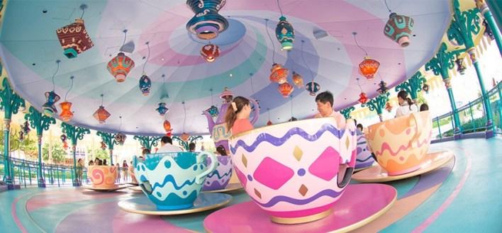 Ridesat Tokyo Disneyland
