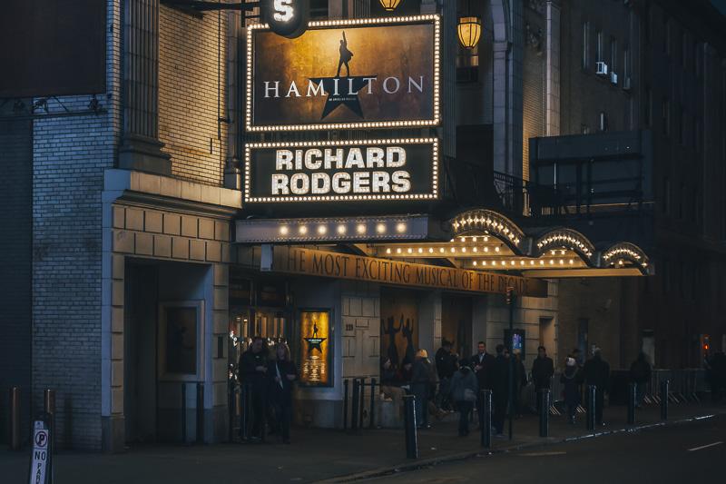 Some Broadway Exhibits
