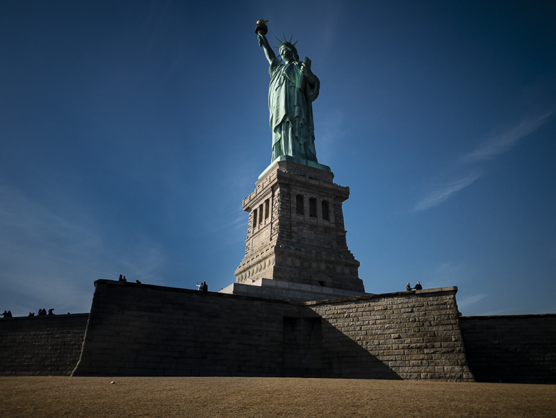 Spend a Morning on the Statue of Liberty