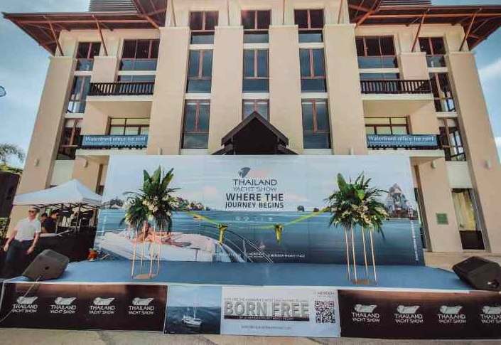 Thailand Yacht Present 2020 at Royal Phuket Marina in Phuket