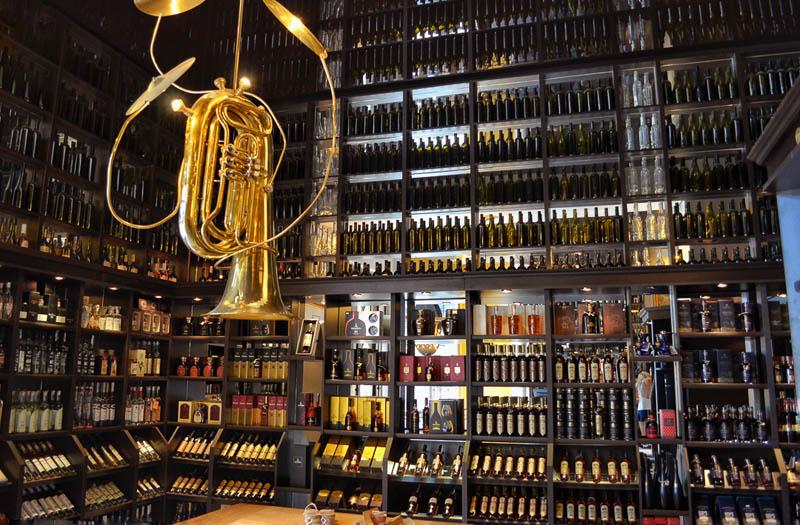 georgian wine bar