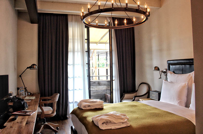 boutique hotels in Tbilisi Geogrian capital