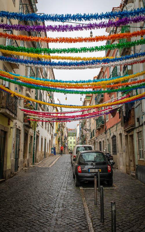 bairro alto lisbon portugal street