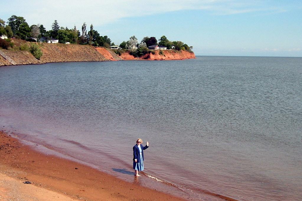 Bay of Fundy Nova Scotia