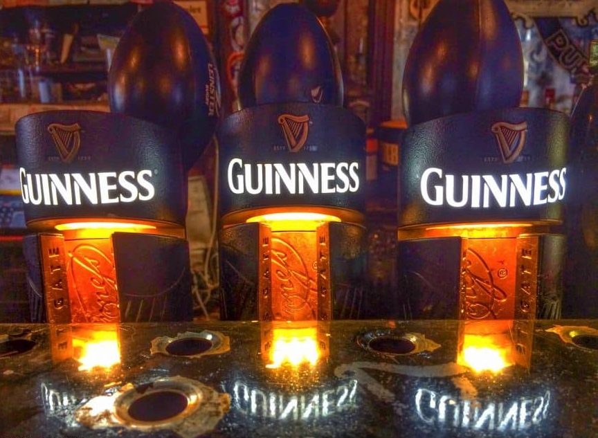 Historical past of Guinness