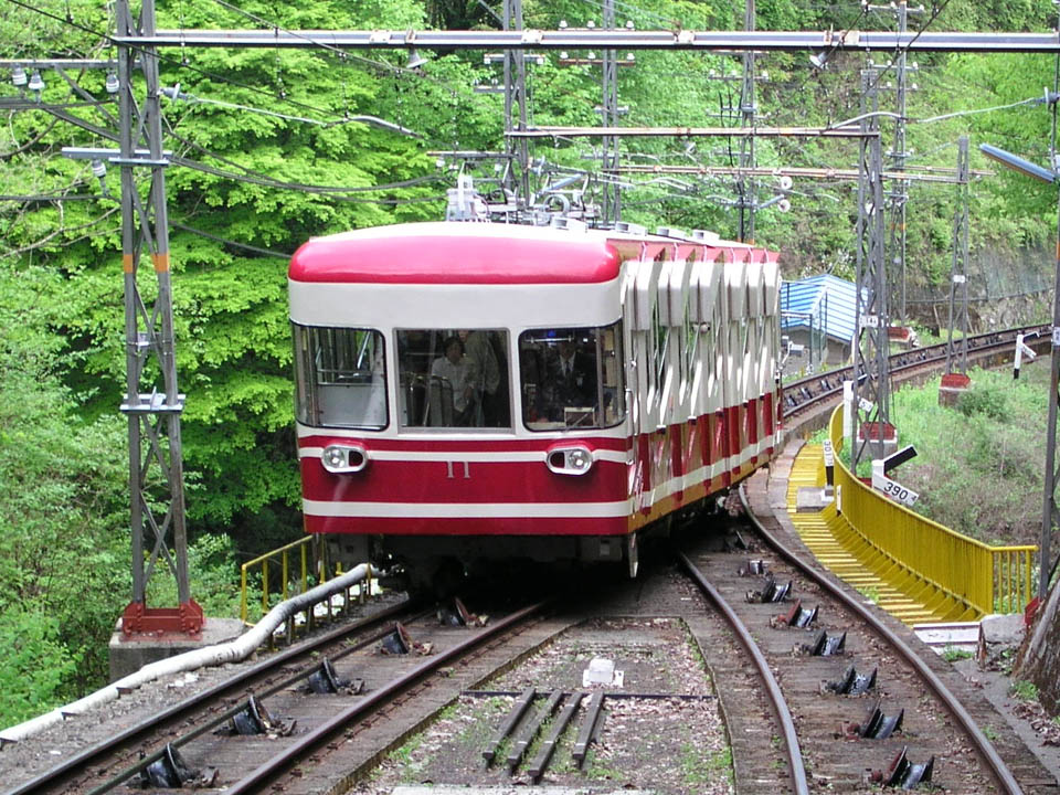 Nankai Koyasan Trains