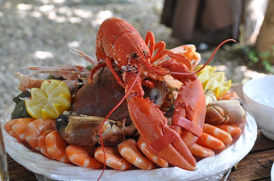 Seafood in Nova Scotia!
