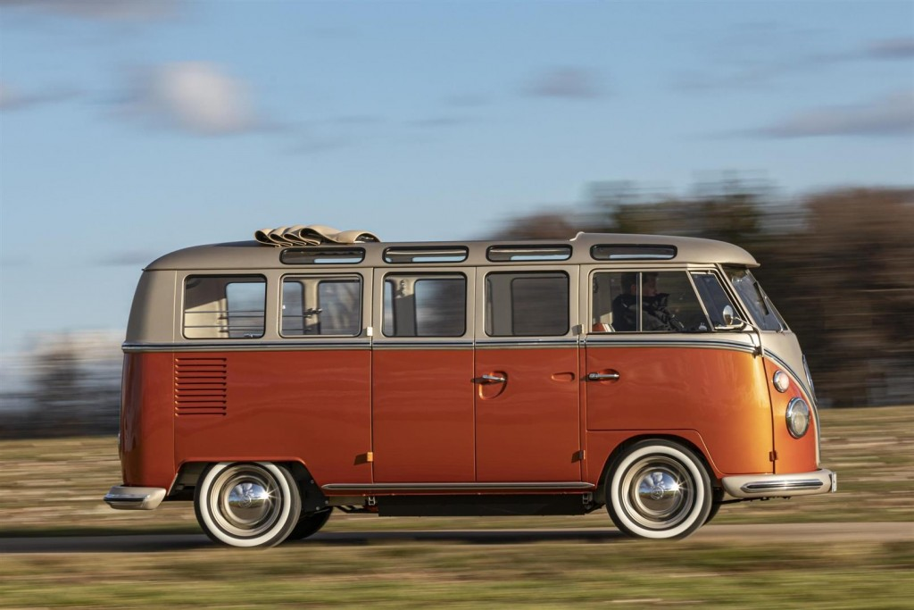 VW Bus companion eClassics