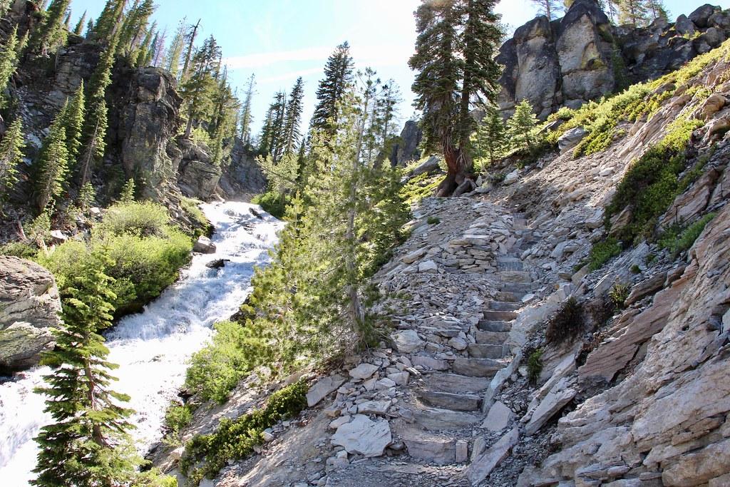 Kings Creek Falls Redding