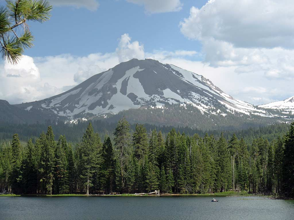 Lassen Peak Redding