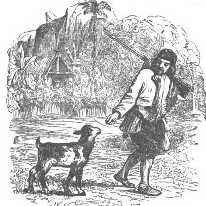 Avventure Robinson Crusoe
