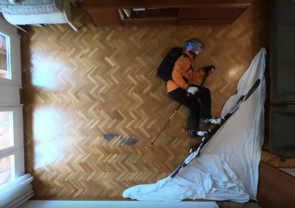 Dwelling Ski Mountaineering