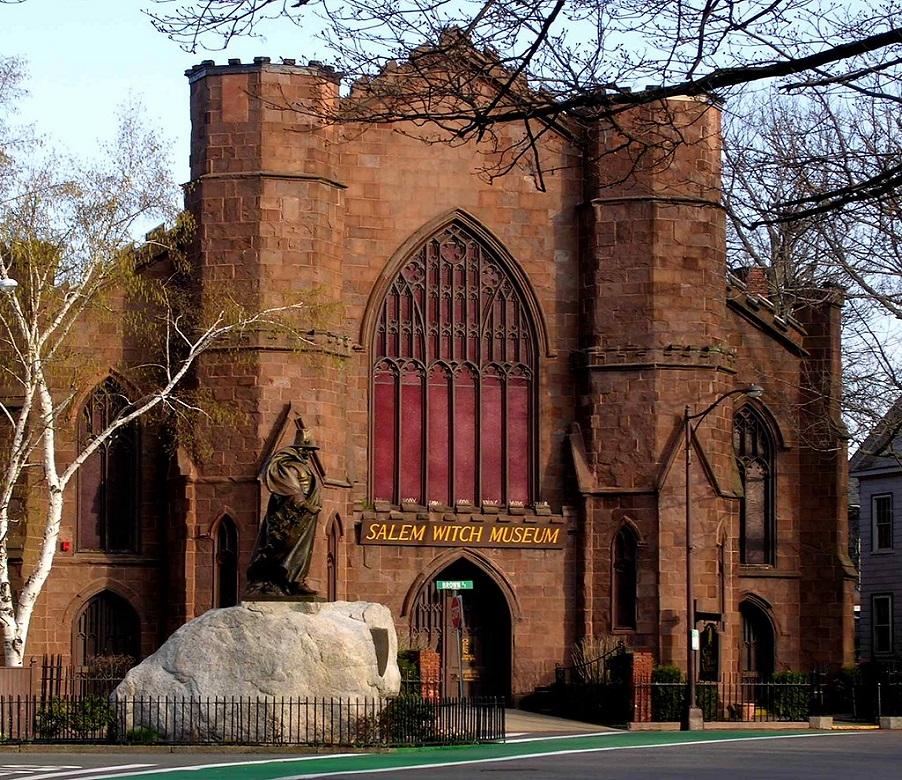 Salem Witch Museum Boston