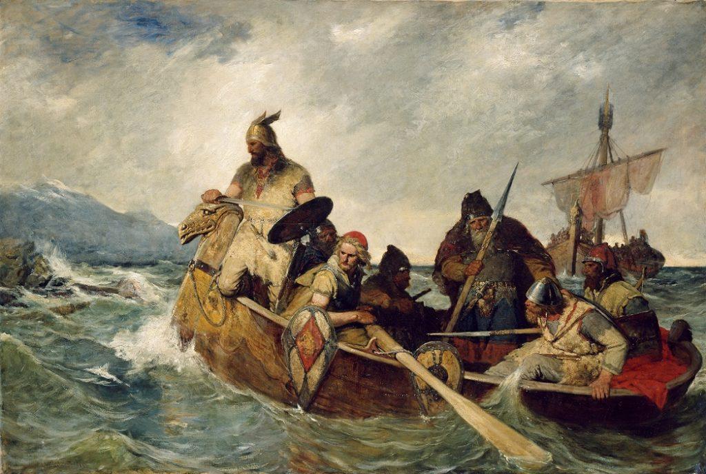 Viking to Iceland