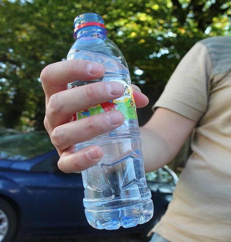 bring bottle water