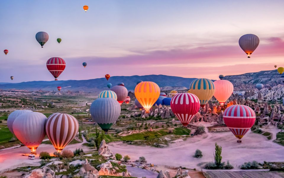 Best places to visit in Cappadocia Turkey in 2020 - Travel your way | Best  things to do | Best travel destinations | Road trip planner | Best  countries to visit | Cheap places to travel