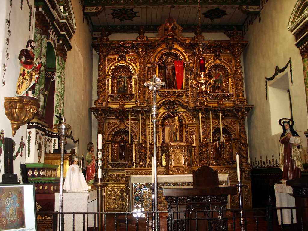 San Juan Capistrano Church